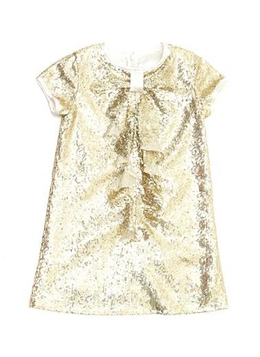 Barbie Elbise Altın